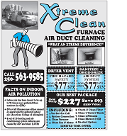 Air Duct Cleaning in Prince George