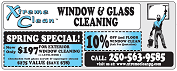 Window Cleaning in Prince George